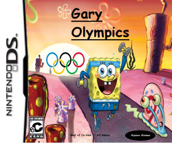 halo1chillout:  Gary Olympics by Sipsco Games