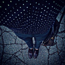 Outfit of the day  #ootd #menswear #polkadots #teal #trousers #oxfords #fashion #style #vintage