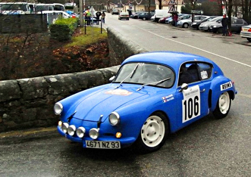 Roots, Branches & Seeds of the Alpine (A110): There are few French cars as popular as the Alpine Renault A110 and that is for many reasons. But the A110 didn't just appear on the scene in 1961, the story loosely makes its way back to the mid-20th Century with the rear-engine, rear-wheel drive Renault 4CV when Jean Redele raced the car in rallies and began to look for ways to improve it. His first development was the A106. A106Mechanical components from the 4CV were used in 1955 to build the Renault A106 and the car drew inspiration from the Renault Marquis, a USA bound coupe based on the 4CV that never entered production, and the Allemano which made it no further than prototype. While the A106 used components from other cars, the body was constructed of 100% fiberglass by Chappe et Gessalin only a few years following the first Corvette. Renault would go on to develop a sport version of the A106 entitled the Mille Miglia, housing the most powerful engine at 43hp and had special options such as 4-shock absorbers at the rear and a 5-speed manual transmission (rare for its time). And lo and behold, it had a podium finish at the 1956 Mille Miglia race. Some destiny in the name? Later prototyped but never manufactured was an all steel body version dubbed the A107. A cabriolet version was also coach-built by Triumph designer Giovanni Michelotti and later became the basis for the A108 after a hardtop was fitted. A108Keeping with light-weight tradition, the Alpine A108 was rear-engined, rear-wheel drive, and had a fiberglass body. It was introduced in 1957 but the A106 outsold the 108 until 1960. While the 106 used mechanical components from the Renault 4CV, the 108 used a combination of Renault Dauphine and A106 components and the engine from the Dauphine Gordini. The 108 was available in cabriolet or 2+2 (GT4) variations also built by Chappe et Gessalin, and they sported an elongated chassis which paved the way and would be the backbone for the ever so famous A110. A110Also known as the Berlinette, the A110 had the longest run beginning in the early 1960s and was the most successful of these, rear-engined, rear-wheel drive homologation coupes. It was powered by various different Renault engines including the 95hp Renault R8 Gordini engine and the 125hp Renault 16 engine which could power the car up to 130mph. Over its entire 16-year production run, the car would be fitted with 11-different engines. But the early 1970s proved to be the A110's claim to fame, when it won several European championships, the most popular being the 1971 Monte Carlo Rally driven by Ove Andersson and in 1973, Renault entered the A110 in the World Rally Championship. The following year, Renault bought out Alpine and made it its main competition arm. There was a lesser known A110 2+2 (GT4) which was basically an A108 GT4 with an upgraded engine. Six years before the end of the A110 production run, Alpine began making A310s. A310With Renault pulling all the Alpine strings, the series of cars continued from the early 1970s to mid-1980s with the A310, having the same steel tube chassis, rear engine, rear-wheel drive layout and lightweight fiberglass body. It was initially offered only with a 125hp, 4-cylinder engine and 6-front headlights but was updated in 1976 with a 149hp, V6 engine and a top speed of 137mph. The final years resulted in a Group4 racing inspired model with a bored out version of the previous V6 pushing out 193hp, larger wheel arches, and larger front & rear spoilers. It was called the GTPack. GTAThe A310 was replaced by the GTA in 1986 and was only in production for 5-years. The car was essentially an updated A310 with integrated bumpers, cleaner edges, and more refined body panels which were now made of fiberglass and polyester plastic. Over the 5-year production run, there was a naturally aspirated V6, a turbo version of the same engine, and a V6 Turbo Le Mans (among others). A610Having an even shorter run than the GTA, the A610 was built from 1991-1995 and differed very little the GTA in looks, almost identical to the US spec GTA with pop-up headlights for better weight distribution from front to back. But while the car looked similar, it was about 95% different, using only the same windows and same engine with a larger capacity producing 250hp and it used the same idea; rear engine, rear-wheel drive, and steel tube chassis. Although the car was created to attempt to revive sales, numbers were disappointing, forcing Renault/Alpine to cease production. It was the last production car of its kind. A110-50 ConceptAt the 2012 Monaco Grand Prix, to celebrate the A110 turning 50-years old, Renault revived the Alpine name shocking the world with the A110-50 Concept. The car is powered by the 3.5L V6 engine from the Renault Megane Trophy making 400hp but this time having a mid-rear mounted engine and a Formula 1 6-speed semi-automatic gearbox. Its design was inspired by Alpines of the past and the 2010 DeZir Concept. One can only hope Renault/Alpine is planning on reviving the competition portion of its company and this wasn't just for show. Fingers crossed. Photos via Daniel Stocker, DoudD, Dolce Gerhard, Claude Marchand, Nicolas Bzh, Autoviva, and various other sources.