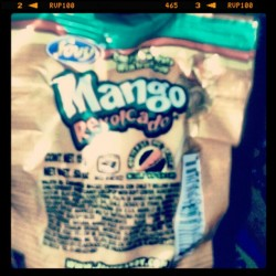 Mexican candy! Guilty pleasure!