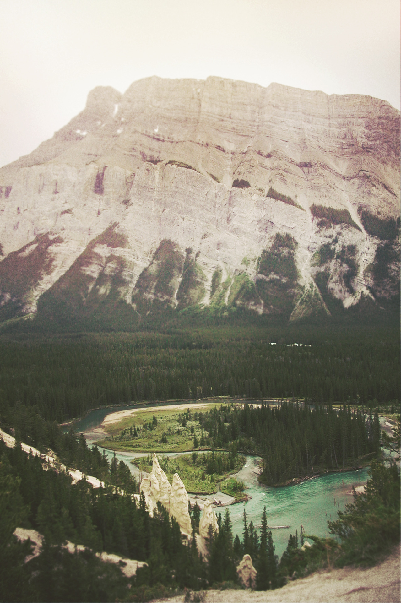 0rient-express:  Banff | by Dangerous...Dan | on Tumblr.