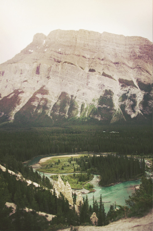 0rient-express:  Banff | by Dangerous...Dan.