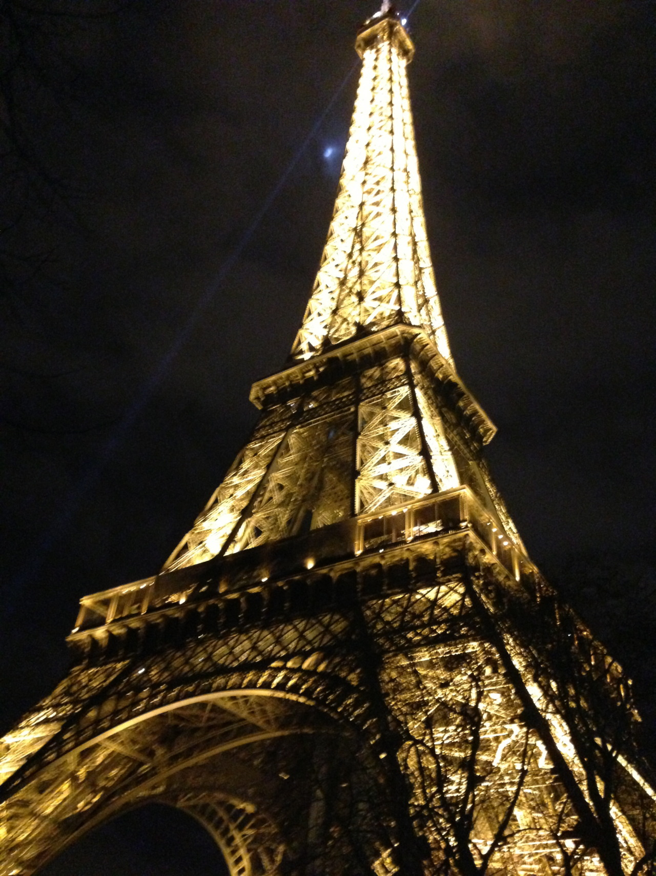 Reality check, we're in Paris for Christmas!View Postshared via WordPress.com