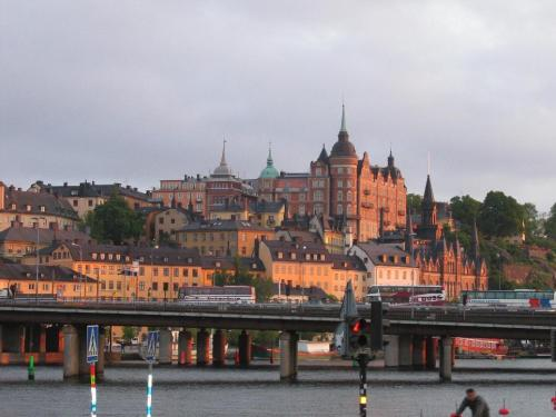 Maybe if I don't move to Praha, I could relocate to Stockholm.
