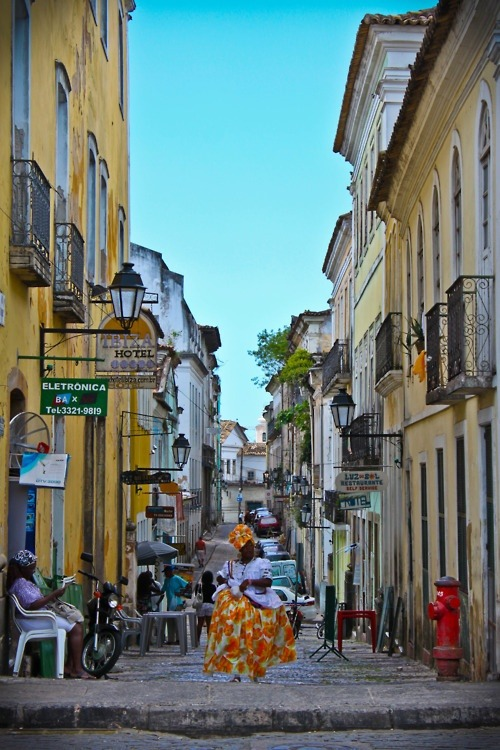 beloved-brazil:  Pelourinho - Salvador, Bahia