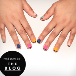 polish up with this bold (and easy!) manicure inspired by this month's collection: http://bit.ly/XS7Uau