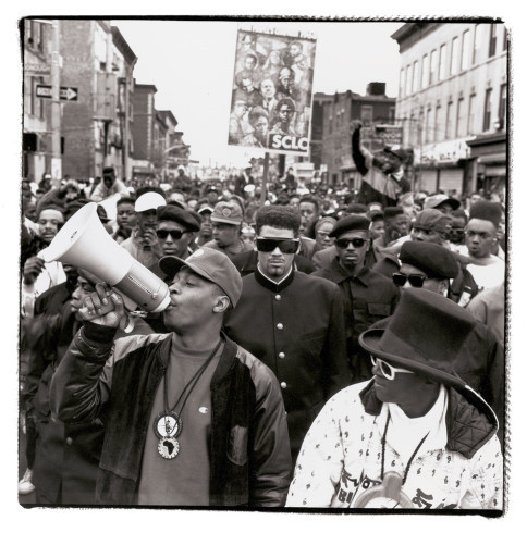 Public Enemy, Brooklyn, N.Y. 1989
