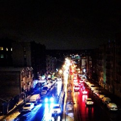 kassaundra:  #bronx #lights from #above, coming and going