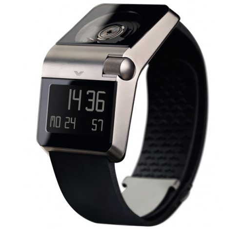 Sparc MGS Watch Uses Your Wrist Movements to Activate Its Micro-Generatortuvie.com SPARC MGS watch from Ven­tu­ra is an auto­mat­ic dig­i­tal watch that takes advan­tage from the move­ments of your wrist. These move­ments acti­vate a rotary mass which trans­mits the momen­tum to a m …