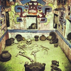 Room of Mayan artifacts @ American Museum of Natural Science New York. #ink361 #iloveny #newyork #ny #nyc #instagood #museum #instadaily #photooftheday