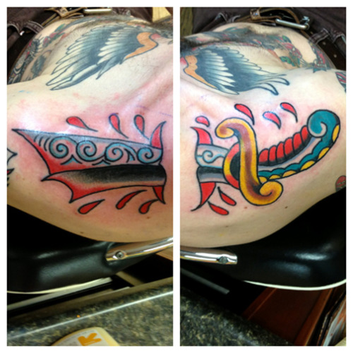 Robert Ryan -Electric Tattoo- Bradley Beach N.J. -2013