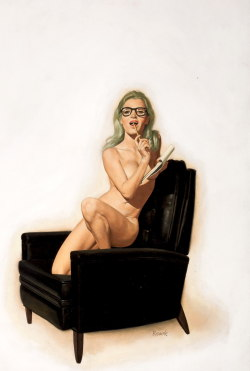 (via Erotic Fine Art: Stanley Borack)