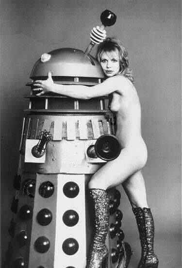 Hot Dalek Love