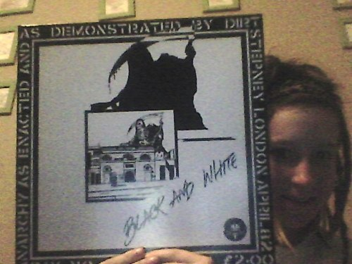 "Dirt-Black and White Album 12"" Vinyl  I'm so happy I found this you have no idea!"