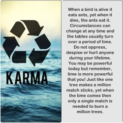 #karma I'm in LOVE with it.