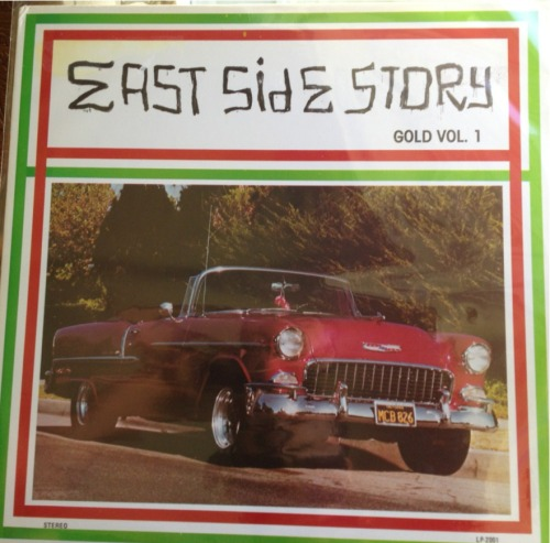 "badassmexicans:  Record store find of the day. In the words of Lil Rob ""Ey holmes throw on some fuckin oldies ese"". Haha night all.    BAM"