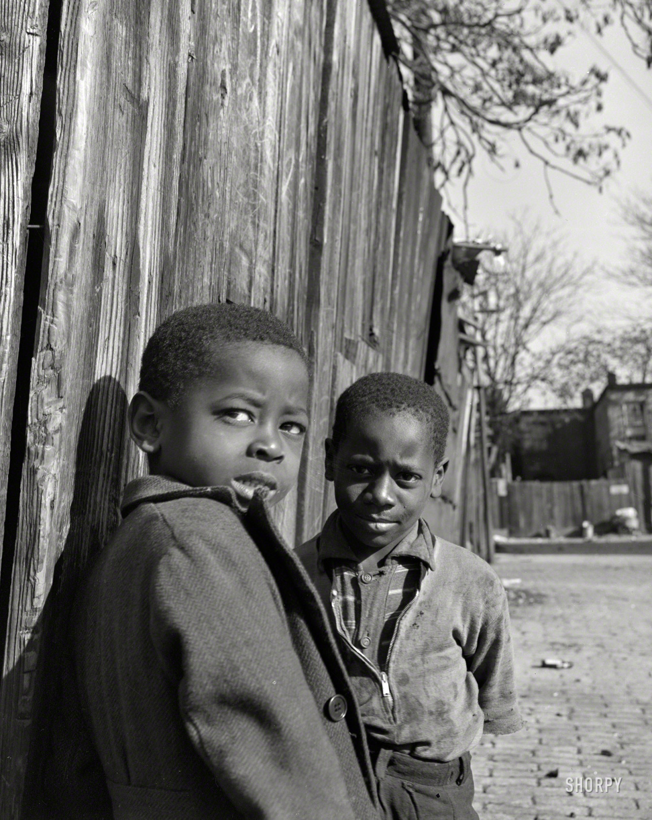 k-a-t-i-e-:  Washington, D.C., November 1942 Gordon Parks