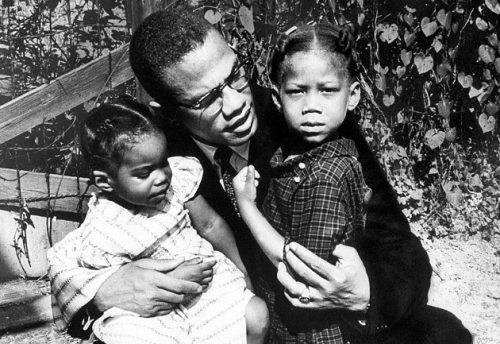 gradientlair:  Malcolm X, El-Hajj Malik El-Shabazz - May 19, 1925 – February 21, 1965. Happy Birthday.