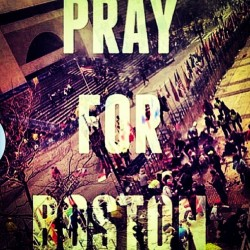 Pray for boston and all the poeple that is suffering know. #boston #poeple #bumb