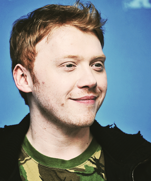 Rupert Grint | The Necessary Death Of Charlie Countryman Photocall at Berlinale International Film Festival February 9th '13