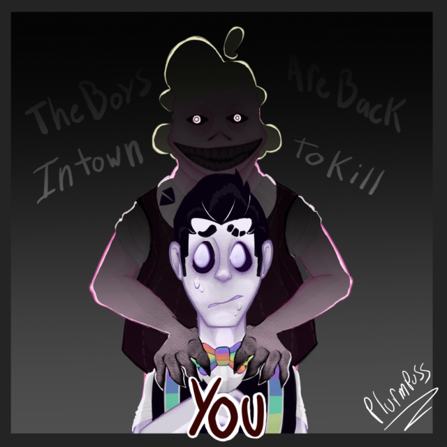 Time to go crack open a boy with the cold ones. :)Lyrics are from JerryTerrys Remix of The Boys Are Back in Town,The Boys Are Back in Town (to kill you) #dsaf#dsaf dave#dave miller#dsaf henry#henry miller#my art#my post