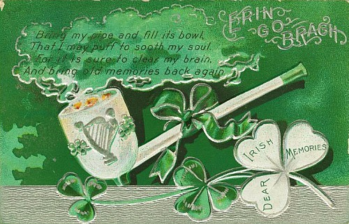Unknown artist Erin Go Bragh 1910