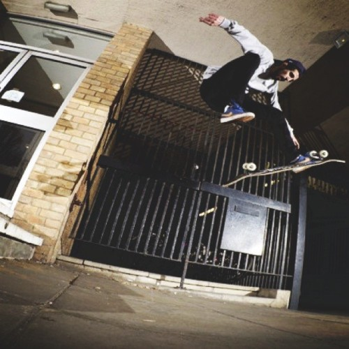 Sam Brandstatter - Tre Flip | PhotoG - James Clifforde #livesandlevels WWW.LIVESANDLEVELS.COM