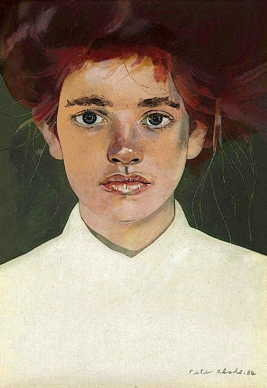 bofransson:  Peter Blake (b. 1932) Girl Fairy I