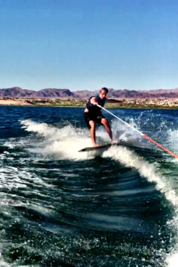 #boarding #summer #wakeskate