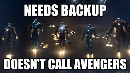 Scumbag Iron Man