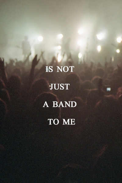 This pretty much sums up my love for Linkin Park.