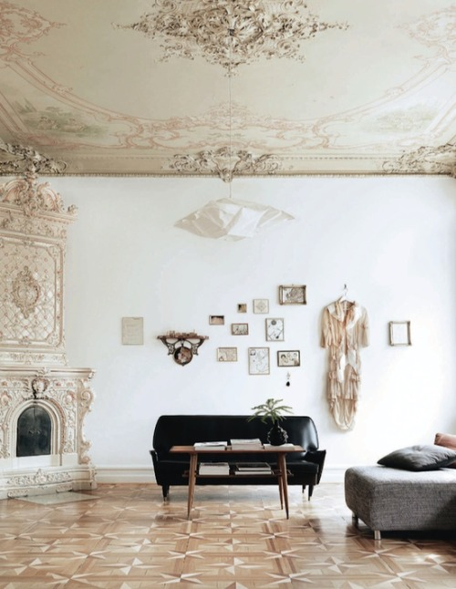 justthedesign:  Sara and Julius Living Room Photography By Petra Bindel