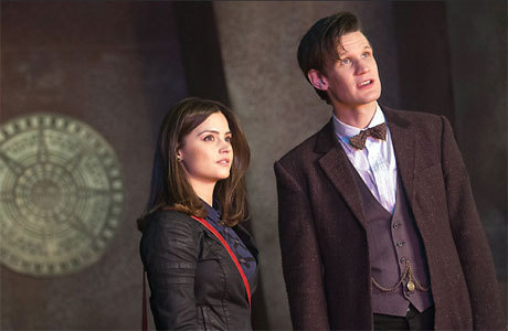 'Doctor Who' Wins Special Peabody Award via @Anglophenia: The timing really couldn't be better: ahead of the March 30 premiere of Season 7, Part 2, BBC AMERICA's Doctor Who has been awarded one of the highest honors in television and other electronic media, the Peabody Award. The series received a special Institutional Peabody this morning when winners were revealed.