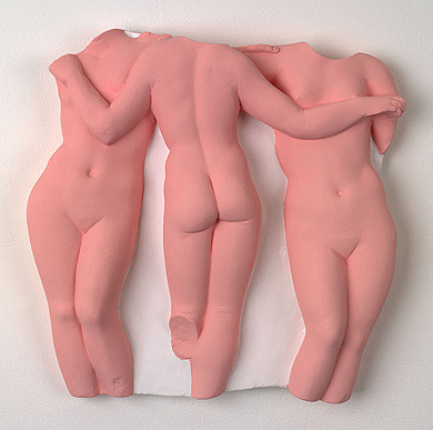 calypt:  Hans peter Feldmann: three graces