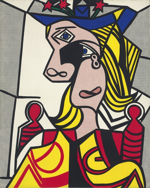 Roy Lichtenstein (1923-1997)Woman with Flowered Hat Post-War & Contemporary Evening Sale