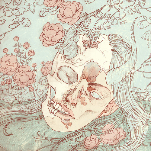 (86) pastel goth | Tumblr on We Heart It - http://weheartit.com/entry/54259782/via/kiira_viviers