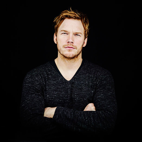 EW's Comic-Con '13 Star Portraits: Chris Pratt.