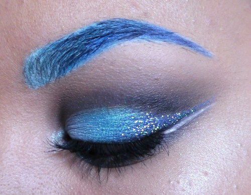make-up-is-an-art:  MUA: Faith Sanders YouTube/NomadicMakeupAddict