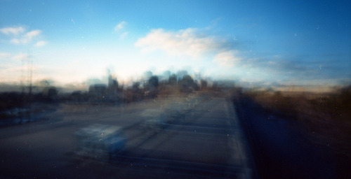 Pinhole: Hand-Holding Isn't Always the Best Policy on Flickr. Nashville Zero Image 69, f235, Kodak Portra 160, about four seconds