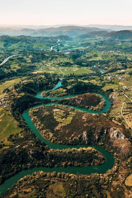 landscape nature vertical river