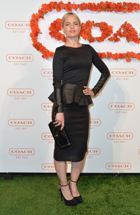 Mena Suvari - 3rd Annual Coach Evening to benefit Children's Defense Fund in Santa Monica 4/10/13