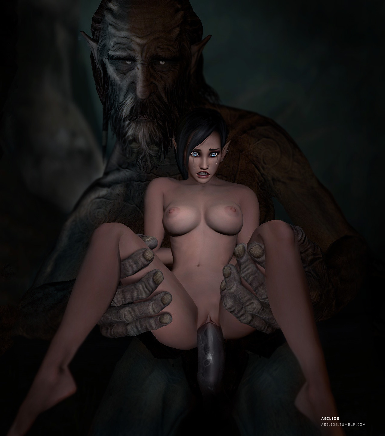 Elf penis size nude images