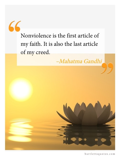 80 years ago @MahatmaGhandi began his protest fast. His words of wisdom still are relevant today.