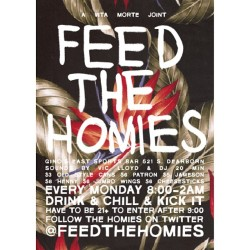 Feeding the homies tonight… Come one come all!!!!