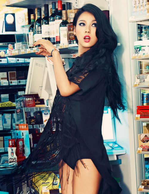 9/50 photos of Queen Lee Hyori