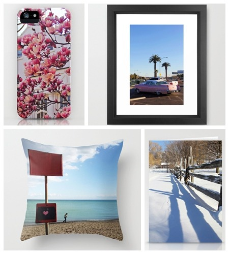 Free shipping* worldwide until May 12th on my items at Society6. Now that's a sweet deal! :) *Offer excludes Framed Art Prints, Stretched Canvases and Throw Pillows with insert.