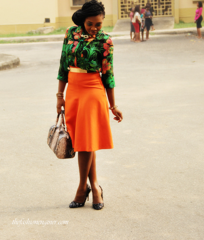 blackfashion:  The Fashion Engineer (Blogger)  Sayedero Enytan