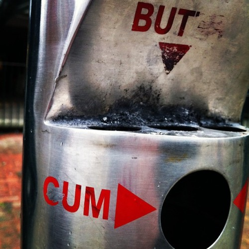Too amusing…. #filth #cigarettes #lol #dirty #funny #haha