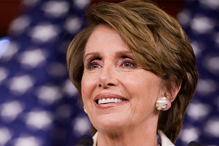 girlycurls:  Happy birthday to Nancy Pelosi. May she spend another 73 years being awesome.