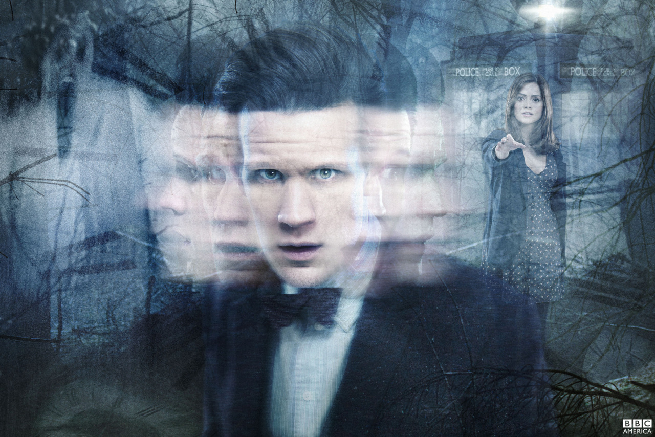 doctorwho:  Here Is The Episode Art for Doctor Who: Hide You can find a high res download of this image in our imgur gallery.